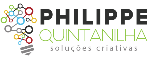 Logotipo do Designer Philippe Quintanilha